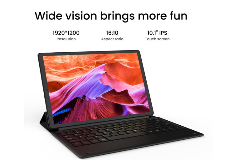 В сентябре стартуют продажи планшета Chuwi Hipad X с поддержкой LTE по цене $200