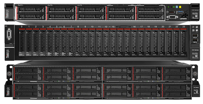 Lenovo ThinkAgile HX Series