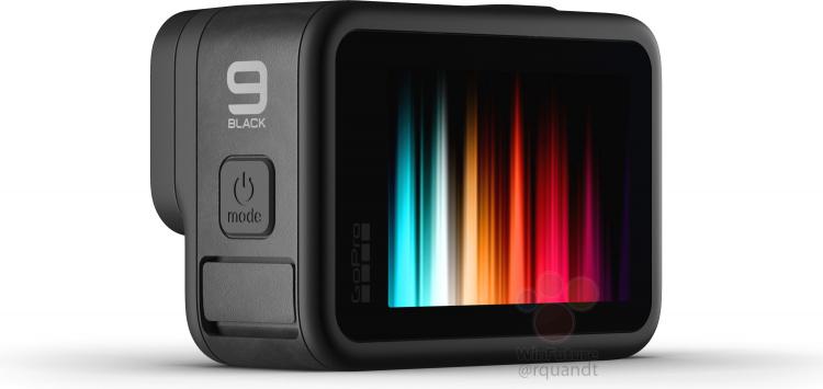 Утечка характеристик GoPro Hero 9: аккумулятор на 41 % больше, 20-Мп датчик, 5K/30p