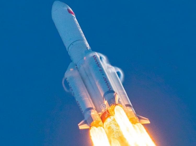 Китайская ракета-носитель Long March 5