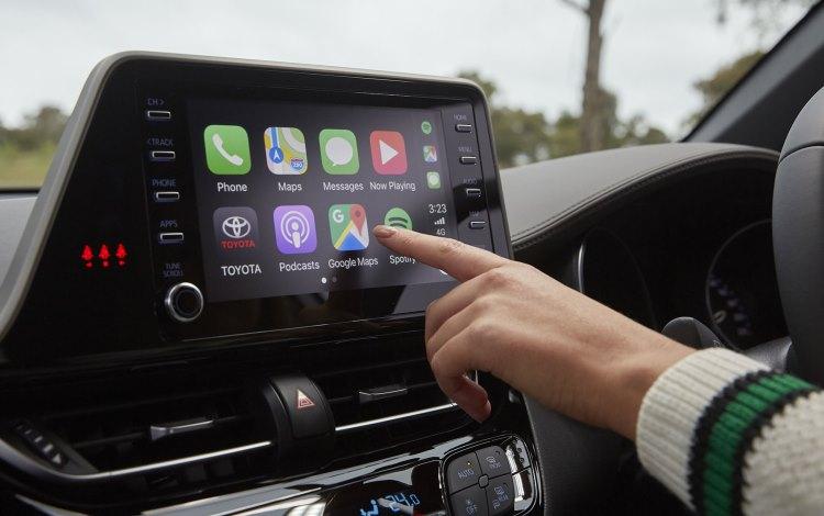 Беспроводное подключение к Android Auto теперь доступно пользователям из России