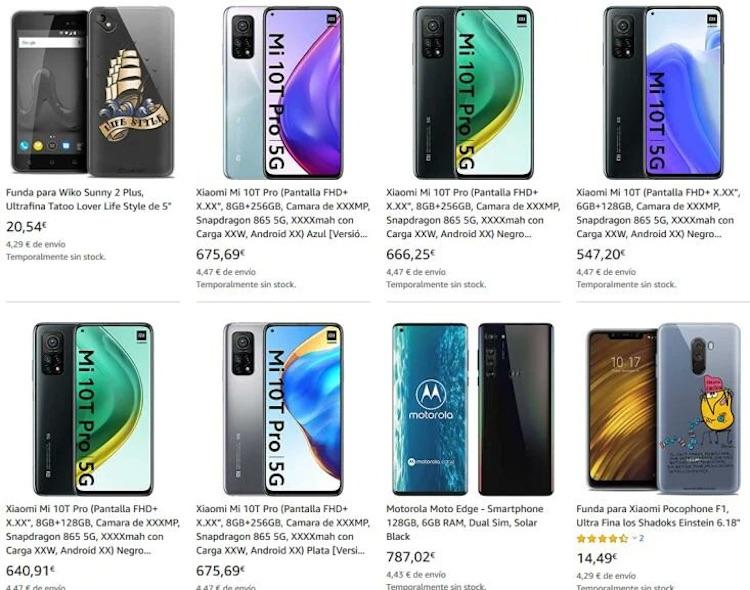 Смартфоны Xiaomi Mi 10T и Mi 10T Pro будут официально продаваться в Европе, цены — от €550