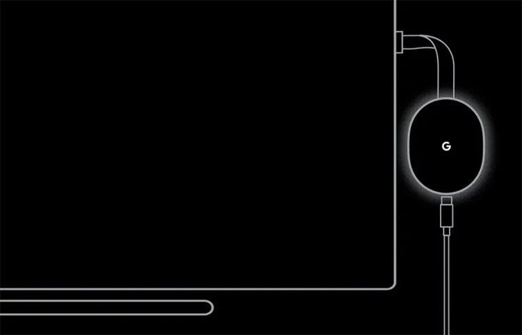 ТВ-брелок Google Sabrina получит имя Chromecast with Google TV