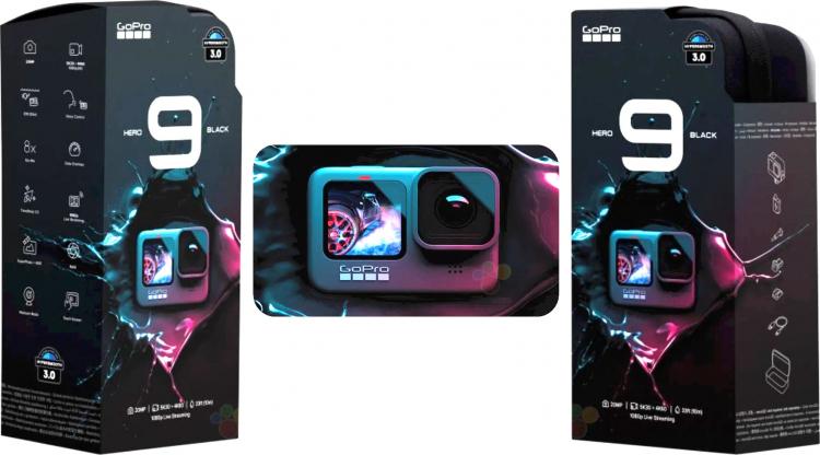 GoPro назвала дату презентации Hero 9 Black — 16 сентября