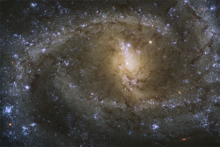Фото дня: зловещее око космической Гидры