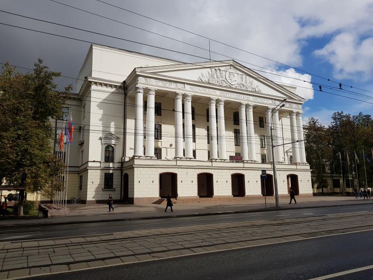Московский энергетический институт (МЭИ)     Фото: ispu.ru