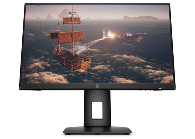 HP представила доступные игровые мониторы X24i с частотой обновления 144 Гц
