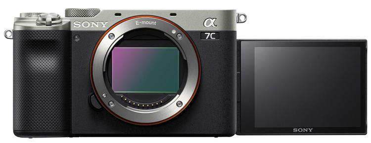 Полнокадровая беззеркальная фотокамера Sony a7C оценена в $1799