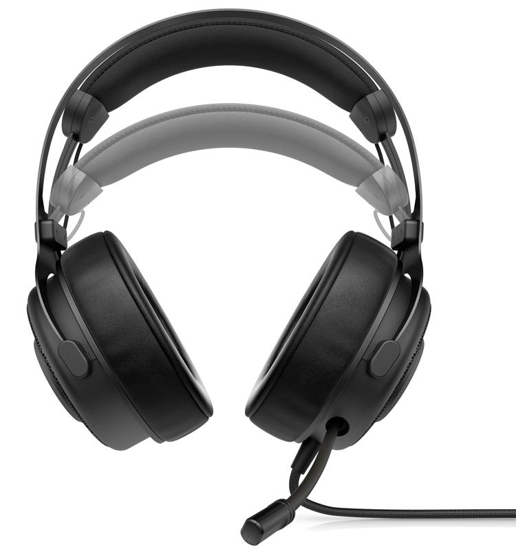 Игровые гарнитуры HP OMEN Blast и OMEN Frequency обеспечивают объёмное звучание 7.1