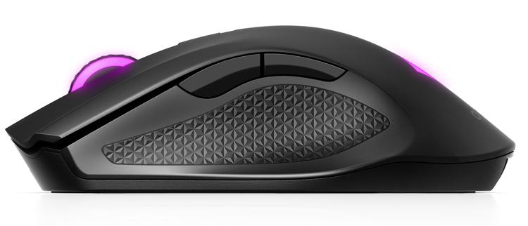 Клавиатура НР OMEN Spacer и мышь OMEN Vector предлагают игрокам беспроводное подключение без задержек
