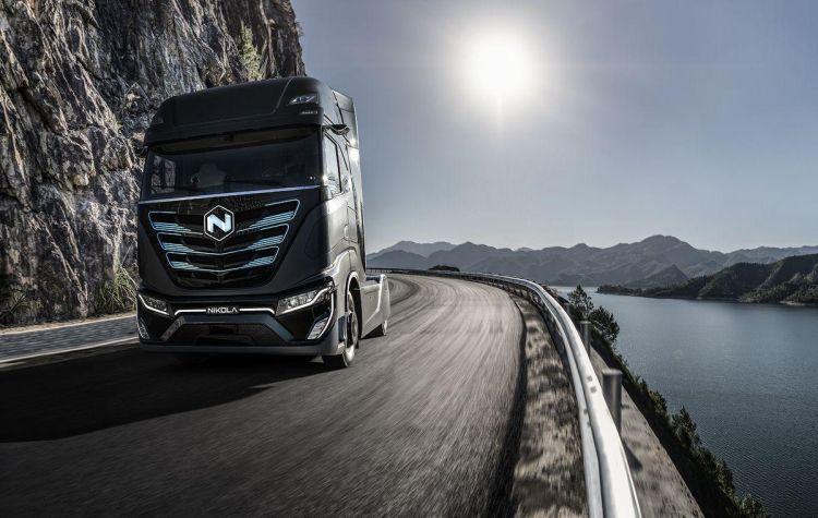 Nikola призналась, что в рекламе скатила нерабочий электрический грузовик с горы