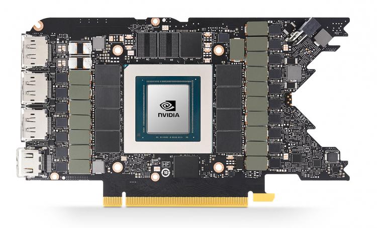 Дизайн платы NVIDIA PG133 для модели GeForce RTX 3080 Founders Edition