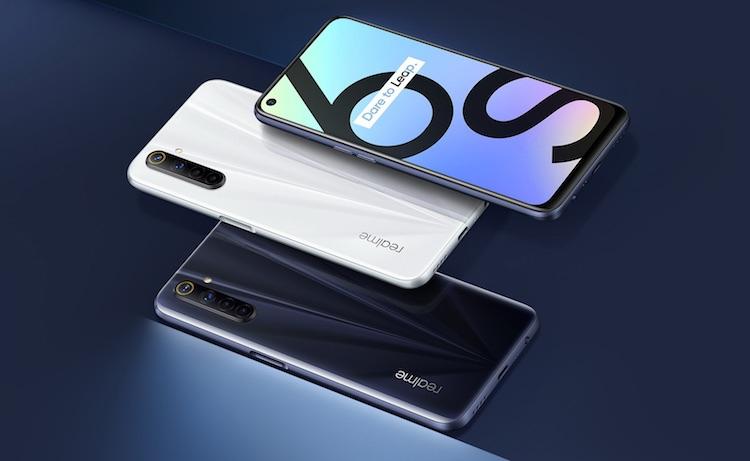 Realme представила в России доступные смартфоны C15 и 6s, а также беспроводные наушникиBuds Q