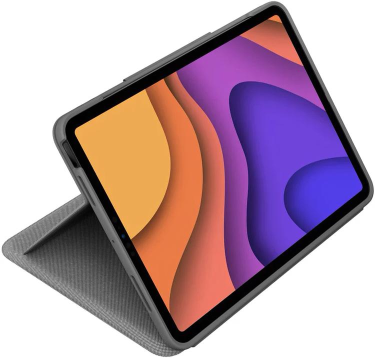 Обложка Logitech Folio Touch сделает из нового iPad Air 4 мини-ноутбук