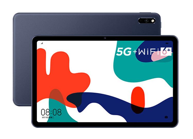 Huawei выпустила 5G-планшет MatePad 5G с 10,4-дюймовым 2K-дисплеем по цене $470