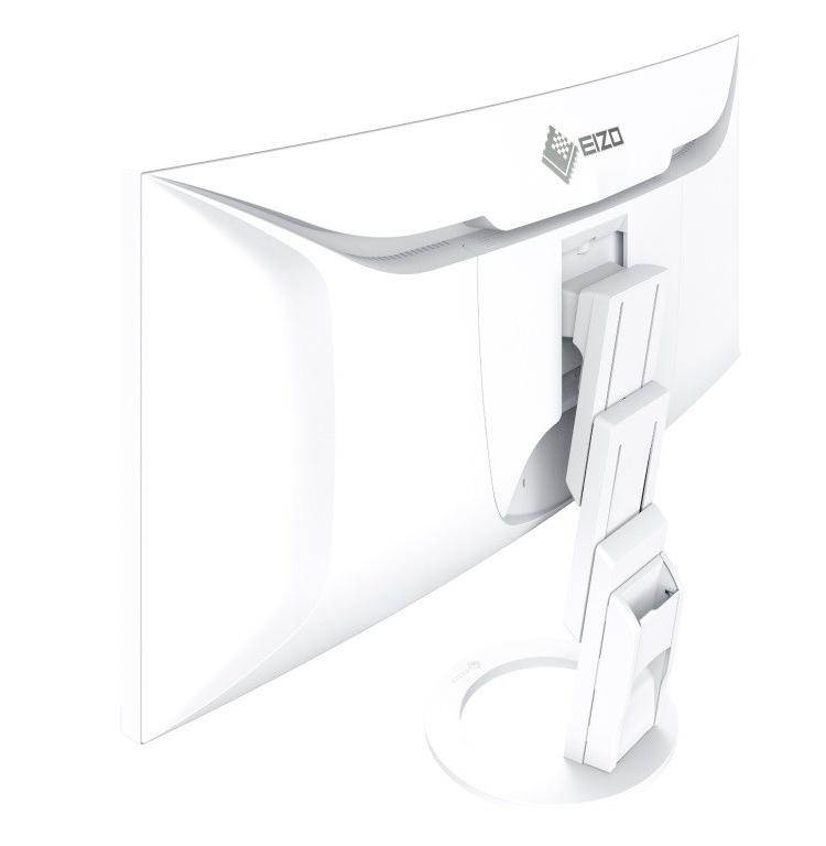 Изогнутый монитор EIZO FlexScan EV3895 обладает разрешением 3840 × 1600 точек