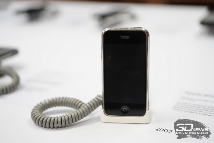 Оригинальный iPhone