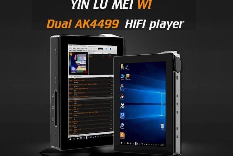 Китайцы представили первый в мире музыкальный плеер на базе Windows 10. Цена— $2100