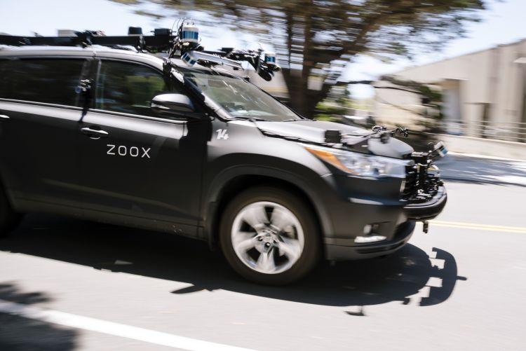 Zoox стала четвёртой компанией, чьи машины смогут ездить по Калифорнии без водителей