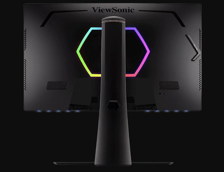 Игровой монитор ViewSonic Elite XG270Q обладает временем отклика в 1 мс и частотой обновления 165 Гц
