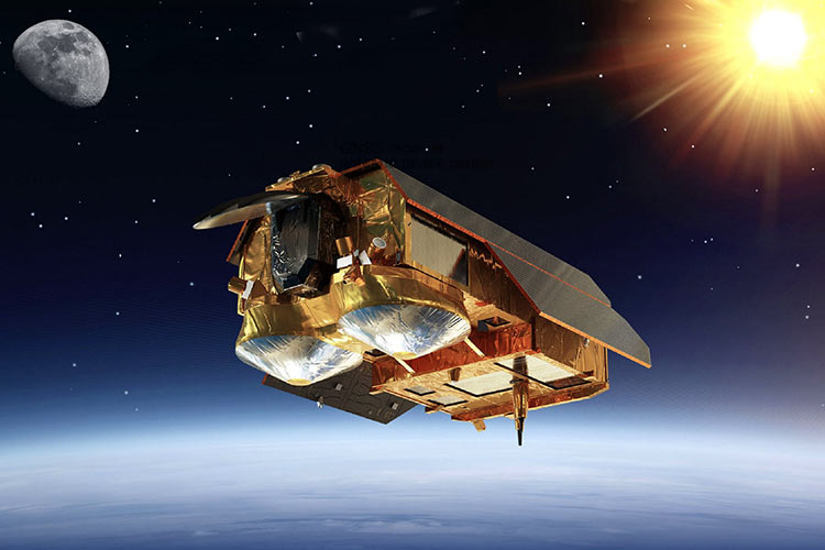 Airbus займётся созданием спутников для изучения полярного льда и снега