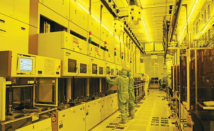 Контрактные производители микросхем заработают в этом году на 19 %, чем в прошлом