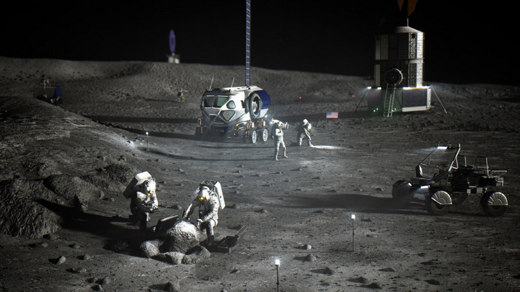 Первая женщина наЛуне: NASA представило план космической программы «Артемида»