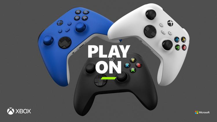 Microsoft представила свежую расцветку контроллера Xbox и батарею для геймпадов с зарядкой по USB-C