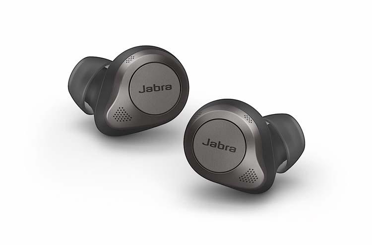 Беспроводные наушники Jabra Elite 85t обладают регулируемым шумоподавлением и стоят $229