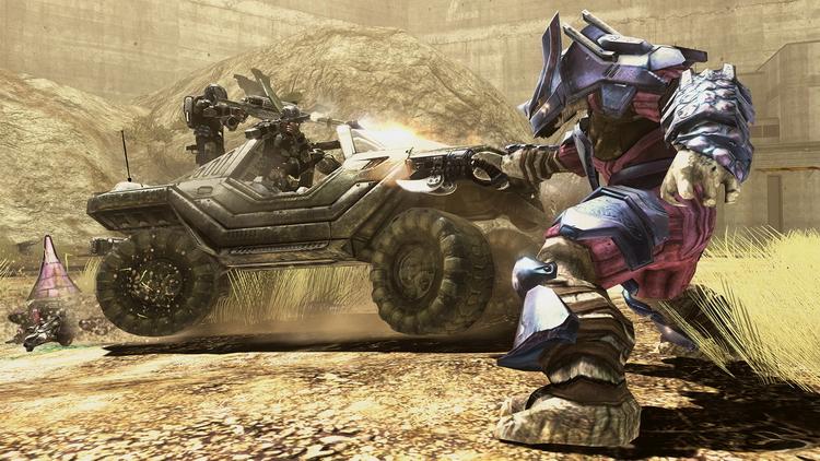 Шутер Halo 3: ODST поступил в продажу на ПК