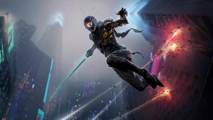Видео: «киберпанковый мир на кончиках пальцев» и «сногсшибательная графика AAA-уровня» в трейлере Switch-версии Ghostrunner
