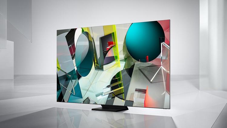 Samsung выпустила в России новые QLED 8K телевизоры по цене от 450 тыс. рублей