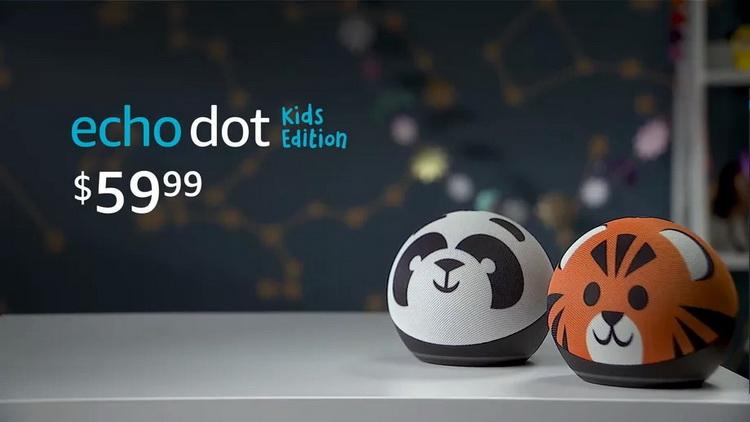 Amazon представила обновлённые умные колонки Echo и Echo Dot. Старшая модель оснащена продвинутым ИИ-процессором