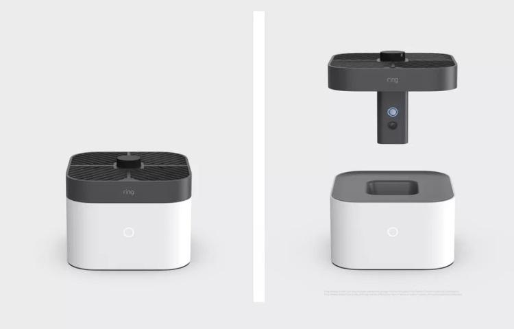 """Киберпанк уже рядом: Amazon представила автономную летающую камеру видеонаблюдения для дома"""""""