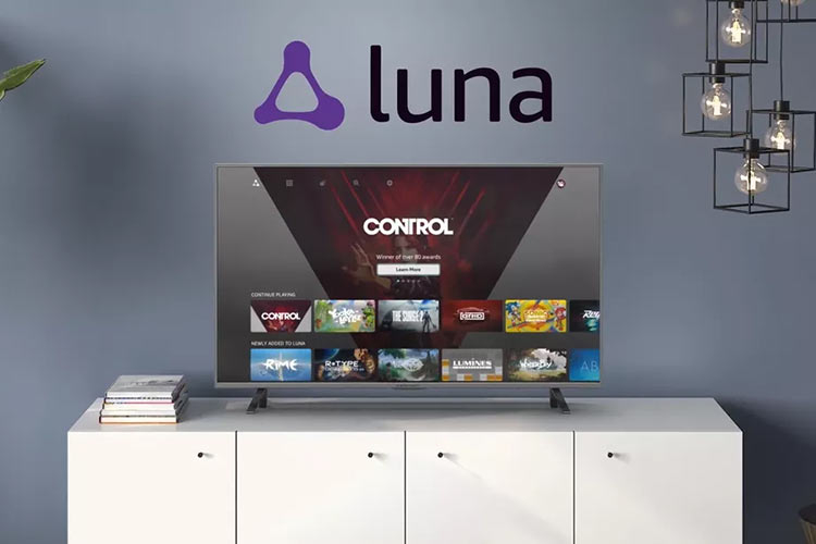 Ещё один потоковый игровой сервис: Amazon представила Luna