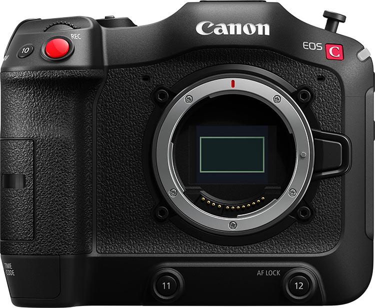 Canon представила кинокамеру нового поколения EOS C70 в корпусе беззеркалки
