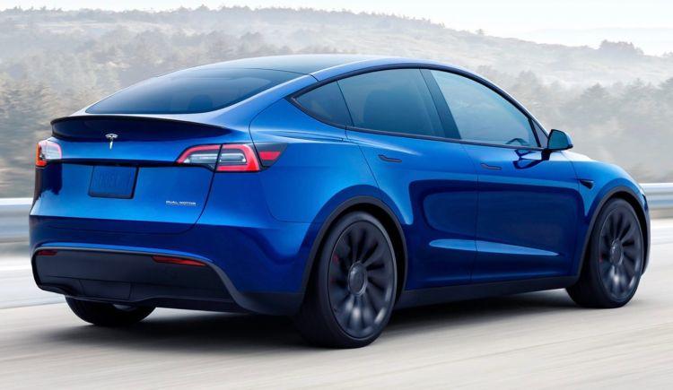 Tesla предлагает ускорить разгон Model Y на полсекунды, просто доплатив $2000