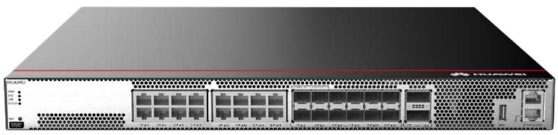 Контроллер точек доступа Huawei AirEngine 9700-M: 12 слотов SFP+
