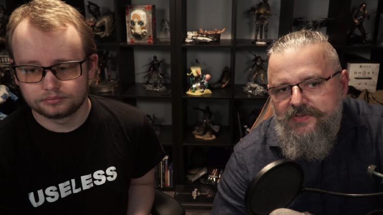 Agraelus (слева) и Даниэль Вавра (справа)
