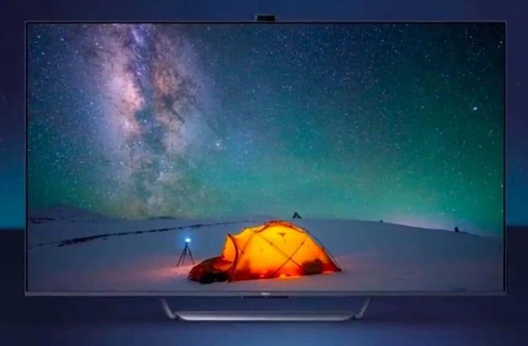 В Сети появились первые изображения грядущих «умных» телевизоров OPPO