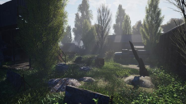Болота и Кордон на новых скриншотах фанатского ремастера S.T.A.L.K.E.R.: Shadow of Chernobyl на UE 4