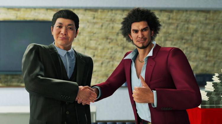 Слухи: Microsoft не покупала временную эксклюзивность Yakuza: Like a Dragon