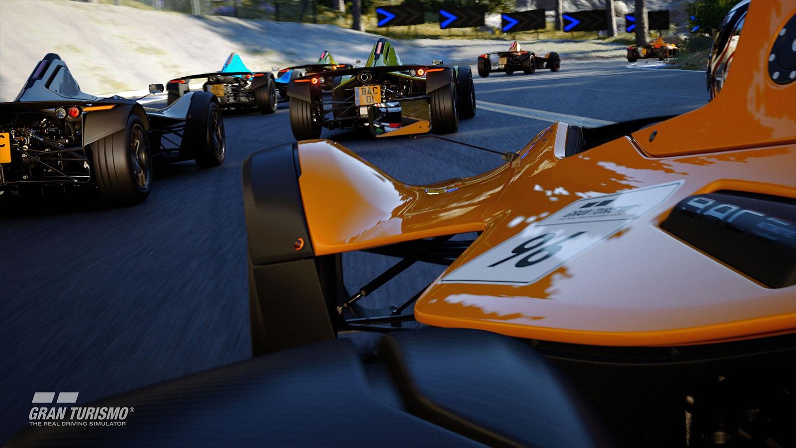 Сногсшибательная графика», 4K и 60 кадров/с: новые детали Gran Turismo 7 с  официального сайта PlayStation