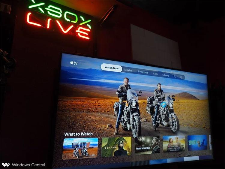 Приложение Apple TV уже тестируется на Xbox, на очереди — PlayStation
