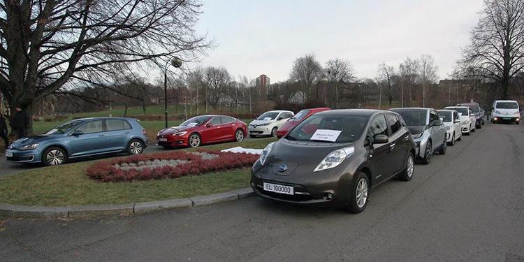 Прощай, ископаемое топливо: электрокары заняли более 60 % рынка новых автомобилей в Норвегии