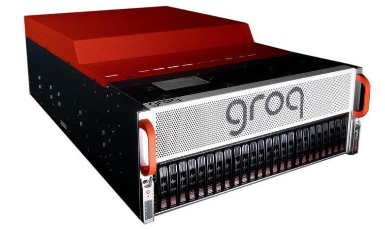 Сервер Groq Node