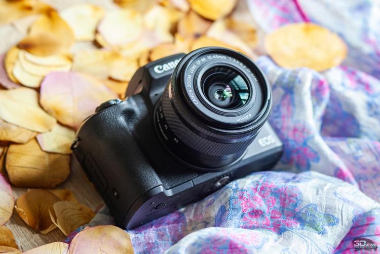 Фотокамера Canon EOS M50 Mark II сможет осуществлять видеозапись в формате 4К/60р