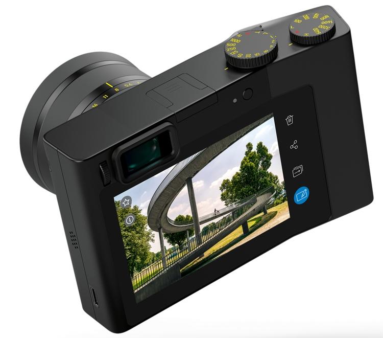 Полнокадровая камера Zeiss ZX1 на базе Android стала доступна для предзаказа за $6 тысяч