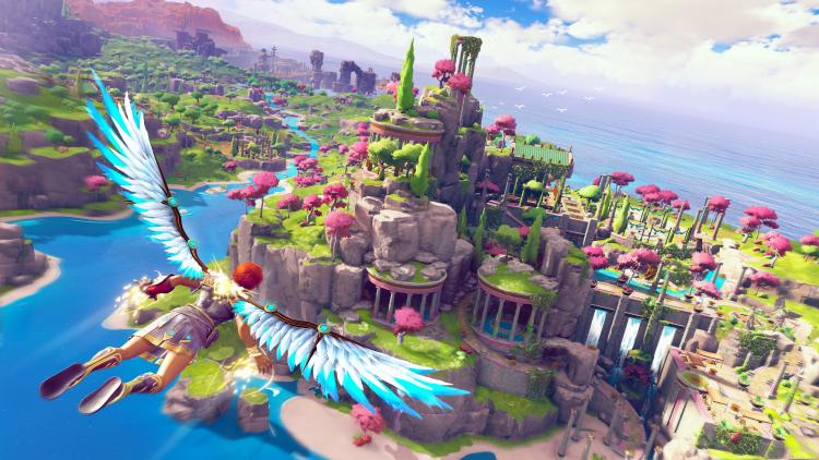 Нужно больше золота: в Immortals Fenyx Rising от Ubisoft будут внутриигровые покупки