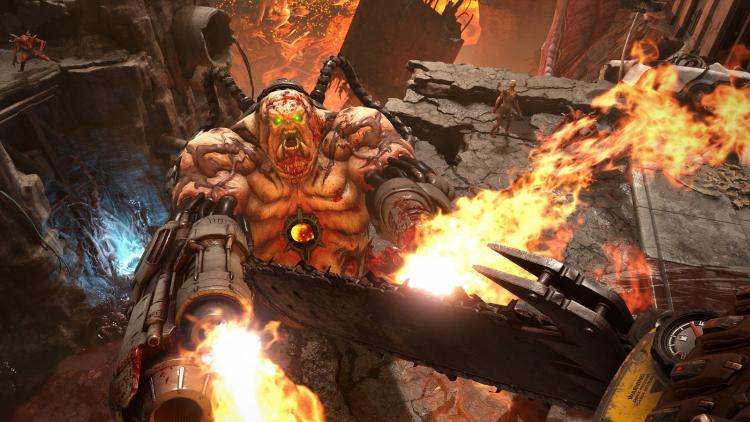 Нет времени ждать: журналист показал скорость загрузки уровня DOOM Eternal на Xbox Series X